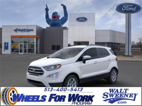 2020 Ford EcoSport SE for sale at Sweeney Preowned in Cincinnati OH