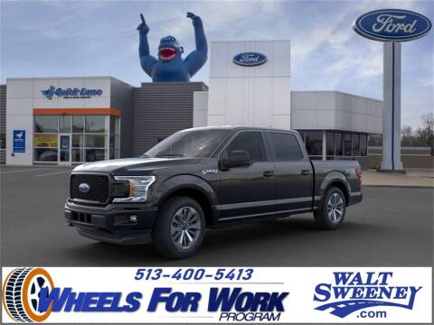 2020 Ford F-150 XL for sale at Sweeney Preowned in Cincinnati OH