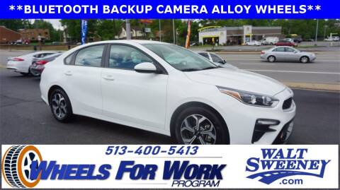 2019 Kia Forte LXS for sale at Sweeney Preowned in Cincinnati OH