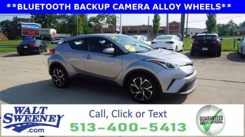 2019 Toyota C-HR for sale at Sweeney Preowned in Cincinnati OH
