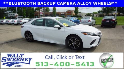 2019 Toyota Camry for sale at Sweeney Preowned in Cincinnati OH
