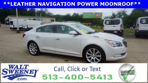 2016 Buick LaCrosse for sale at Sweeney Preowned in Cincinnati OH