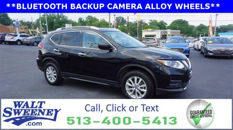 2019 Nissan Rogue for sale at Sweeney Preowned in Cincinnati OH