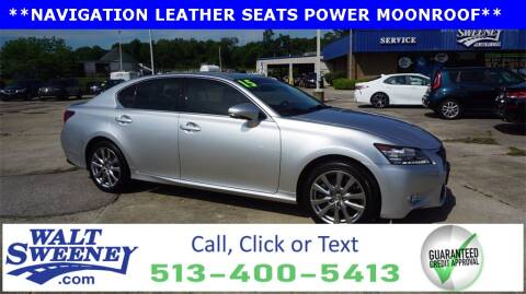 2015 Lexus GS 350 for sale at Sweeney Preowned in Cincinnati OH