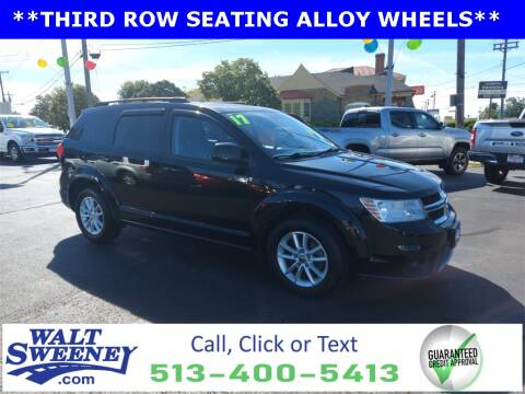2017 Dodge Journey for sale at Sweeney Preowned in Cincinnati OH