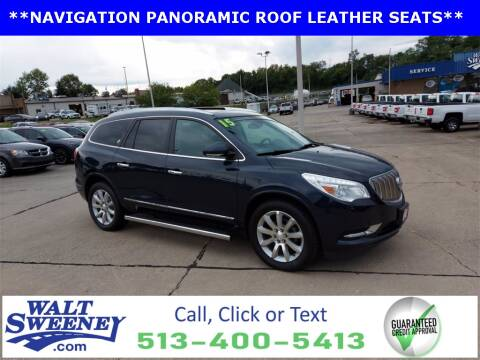 2015 Buick Enclave for sale at Sweeney Preowned in Cincinnati OH