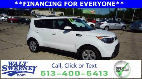 2015 Kia Soul for sale at Sweeney Preowned in Cincinnati OH