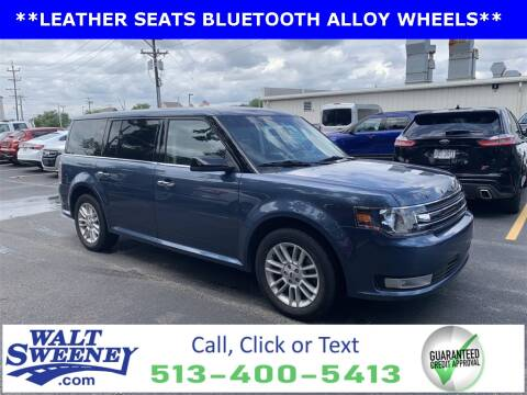 2018 Ford Flex for sale at Sweeney Preowned in Cincinnati OH