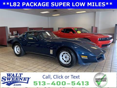 1980 Chevrolet Corvette for sale at Sweeney Preowned in Cincinnati OH