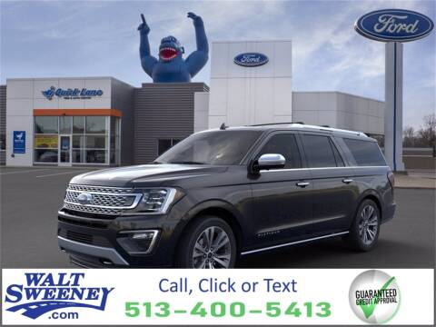 2020 Ford Expedition MAX for sale at Sweeney Preowned in Cincinnati OH