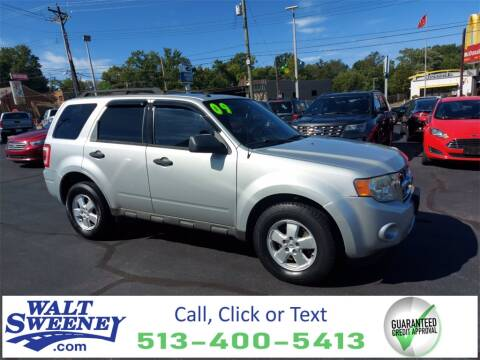 2009 Ford Escape for sale at Sweeney Preowned in Cincinnati OH
