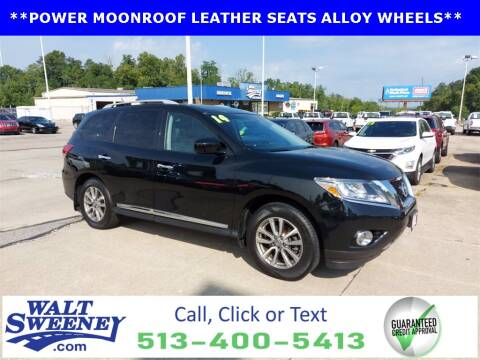 2014 Nissan Pathfinder for sale at Sweeney Preowned in Cincinnati OH
