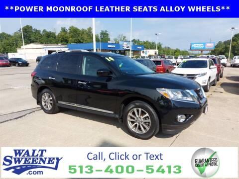 2014 Nissan Pathfinder for sale at Sweeney Preowned in Cincinnati OH