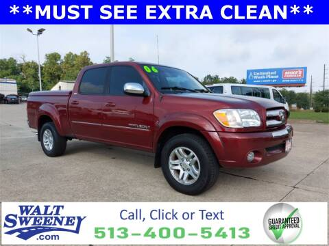 2006 Toyota Tundra for sale at Sweeney Preowned in Cincinnati OH