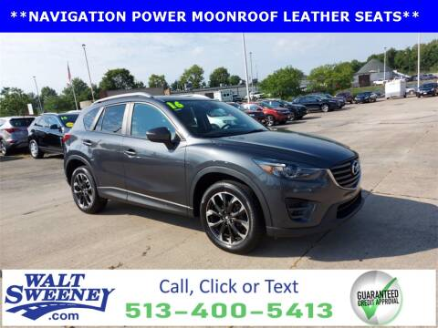 2016 Mazda CX-5 for sale at Sweeney Preowned in Cincinnati OH