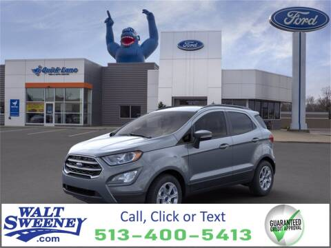 2020 Ford EcoSport for sale at Sweeney Preowned in Cincinnati OH