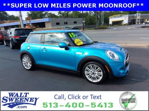 2015 MINI Hardtop 2 Door for sale at Sweeney Preowned in Cincinnati OH