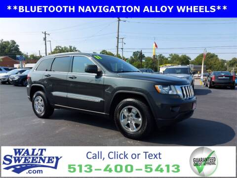 2011 Jeep Grand Cherokee for sale at Sweeney Preowned in Cincinnati OH