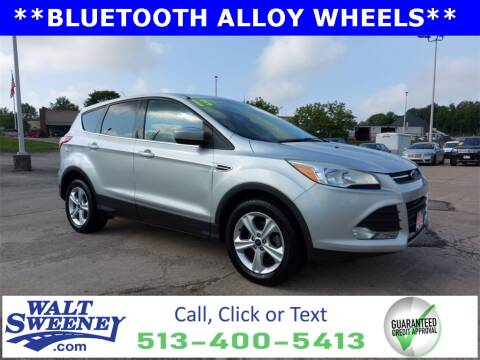 2013 Ford Escape for sale at Sweeney Preowned in Cincinnati OH