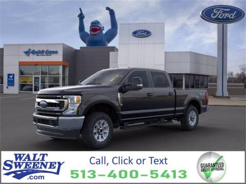 2020 Ford F-250 Super Duty for sale at Sweeney Preowned in Cincinnati OH