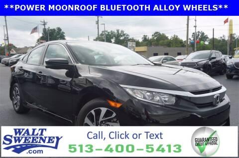 2018 Honda Civic for sale at Sweeney Preowned in Cincinnati OH