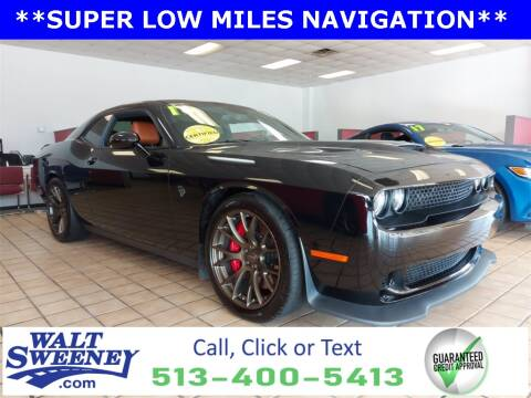 2016 Dodge Challenger for sale at Sweeney Preowned in Cincinnati OH