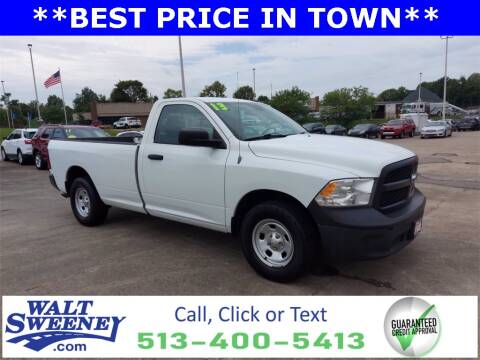 2013 RAM Ram Pickup 1500 for sale at Sweeney Preowned in Cincinnati OH