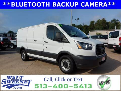 2017 Ford Transit Cargo for sale at Sweeney Preowned in Cincinnati OH