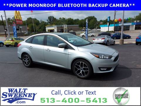 2018 Ford Focus for sale at Sweeney Preowned in Cincinnati OH