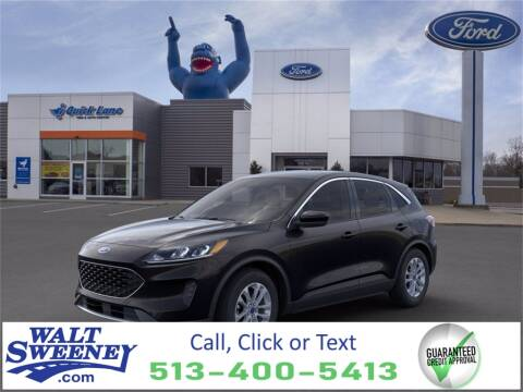 2020 Ford Escape for sale at Sweeney Preowned in Cincinnati OH