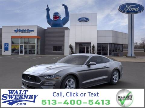 2020 Ford Mustang for sale at Sweeney Preowned in Cincinnati OH