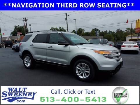 2011 Ford Explorer for sale at Sweeney Preowned in Cincinnati OH