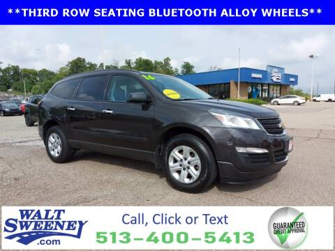2016 Chevrolet Traverse for sale at Sweeney Preowned in Cincinnati OH