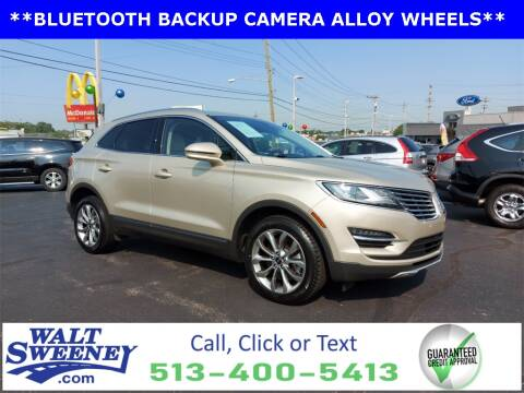 2017 Lincoln MKC for sale at Sweeney Preowned in Cincinnati OH