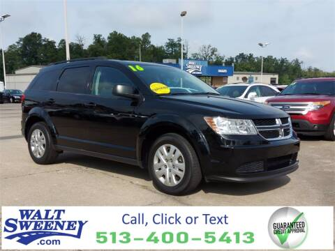 2016 Dodge Journey for sale at Sweeney Preowned in Cincinnati OH