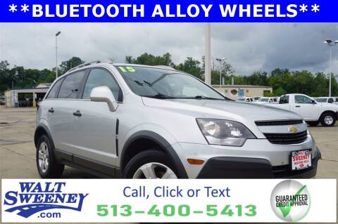 2015 Chevrolet Captiva Sport for sale at Sweeney Preowned in Cincinnati OH