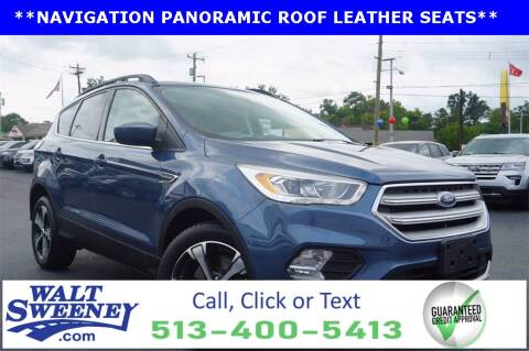 2018 Ford Escape for sale at Sweeney Preowned in Cincinnati OH
