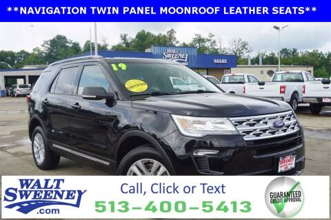 2019 Ford Explorer for sale at Sweeney Preowned in Cincinnati OH
