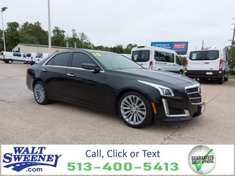 2014 Cadillac CTS for sale at Sweeney Preowned in Cincinnati OH