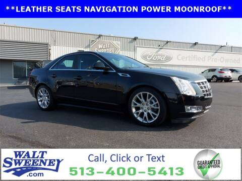 2013 Cadillac CTS for sale at Sweeney Preowned in Cincinnati OH