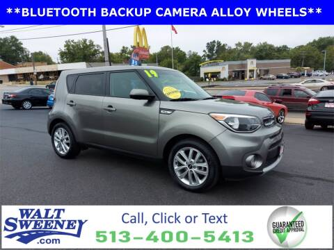 2019 Kia Soul for sale at Sweeney Preowned in Cincinnati OH
