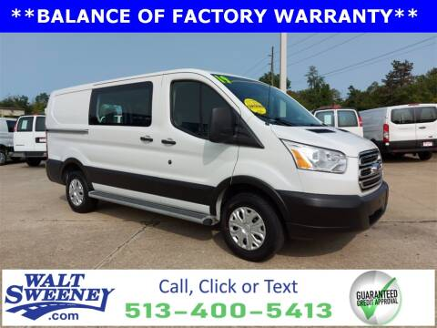 2019 Ford Transit Cargo for sale at Sweeney Preowned in Cincinnati OH