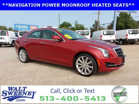 2015 Cadillac ATS for sale at Sweeney Preowned in Cincinnati OH
