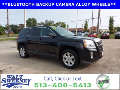 2013 GMC Terrain for sale at Sweeney Preowned in Cincinnati OH