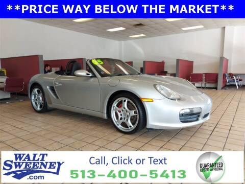 2005 Porsche Boxster for sale at Sweeney Preowned in Cincinnati OH