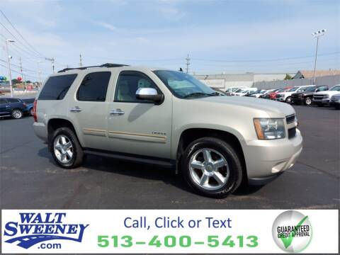 2011 Chevrolet Tahoe for sale at Sweeney Preowned in Cincinnati OH