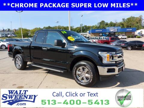 2018 Ford F-150 for sale at Sweeney Preowned in Cincinnati OH