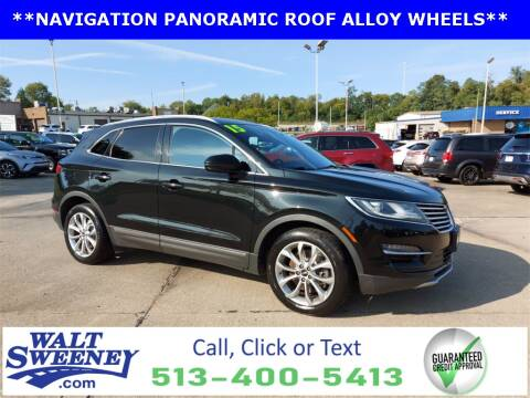 2015 Lincoln MKC for sale at Sweeney Preowned in Cincinnati OH