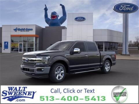 2020 Ford F-150 for sale at Sweeney Preowned in Cincinnati OH