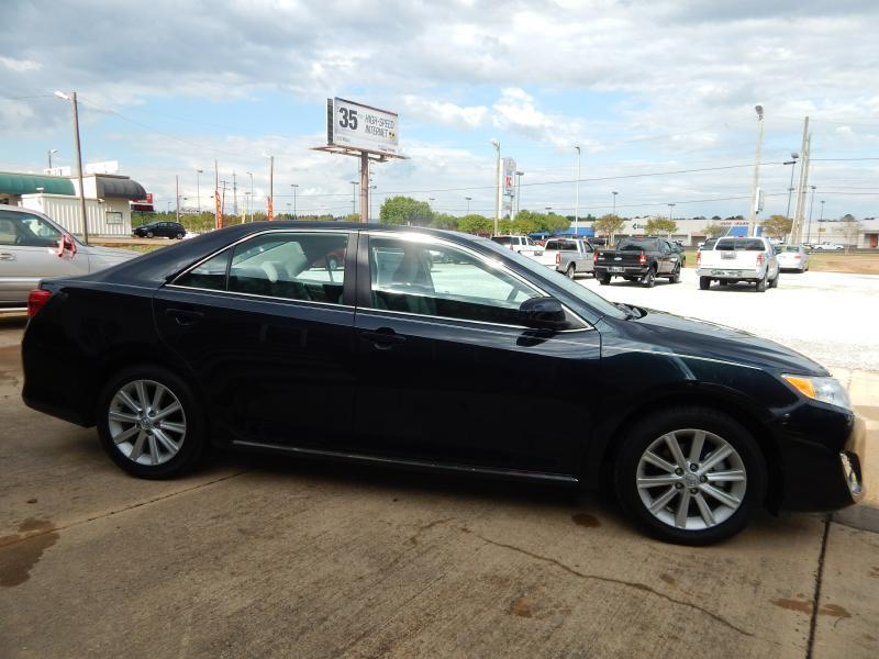2014 Toyota Camry for sale at WHOLESALE AUTO EXPRESS in Columbus MS